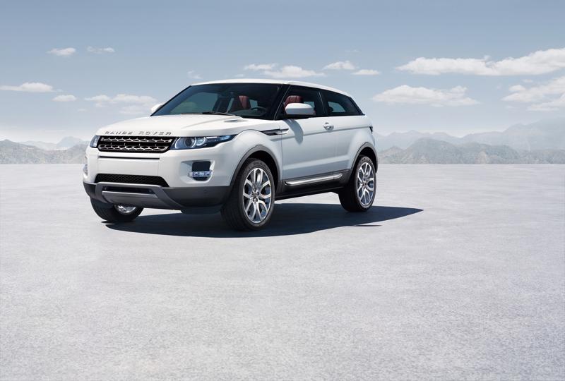 Ihn soll sie mit aufmöbeln - den Range Rover Evoque