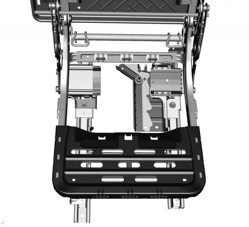 Johnson Controls liefert Sitz-Schiene für den neuen Opel Meriva