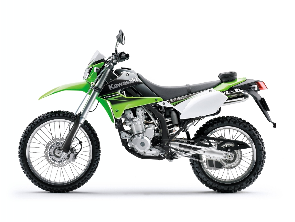 KLX250.