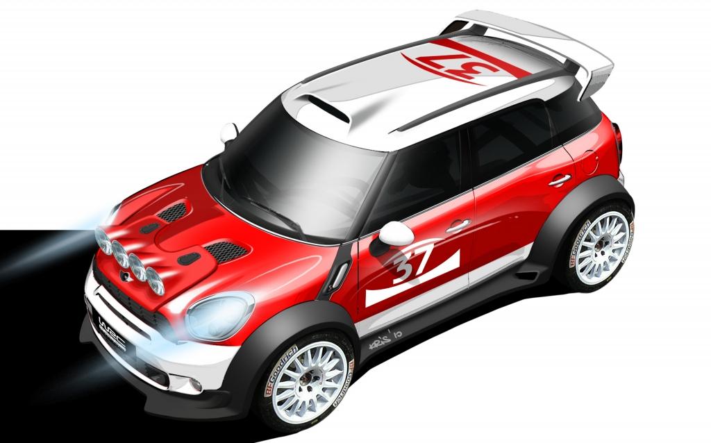 MINI geht ab 2011 in der Rallye-Weltmeisterschaft an den Start