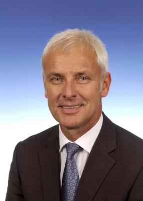 Matthias Müller übernimmt Vorstandsvorsitz der Porsche AG