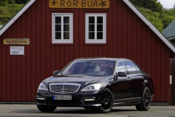 Mercedes-Benz S 63 AMG: Sparen auf schwäbisch