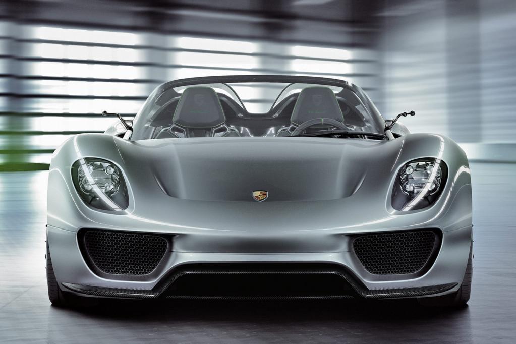 Neuer Porsche Supersportwagen in den Startlöchern
