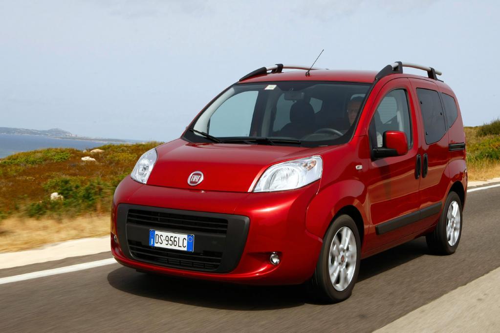 Neuer Top-Diesel für Fiat Qubo
