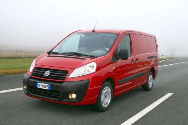 Neuer Top-Diesel für Fiat Scudo
