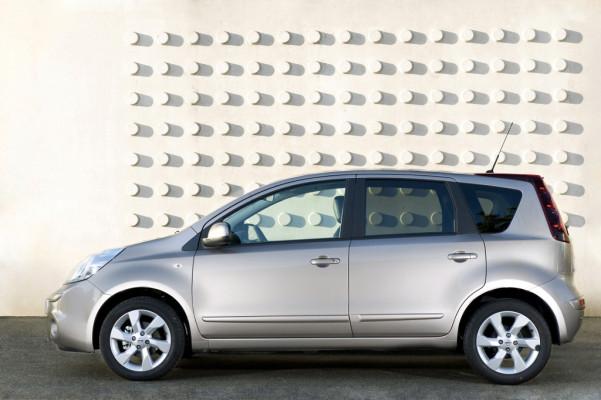 Nissan Note jetzt günstiger