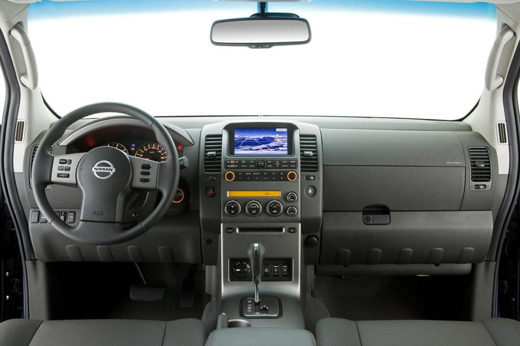 Nissan rüstet Navara und Pathfinder mit neuem V6-Diesel aus