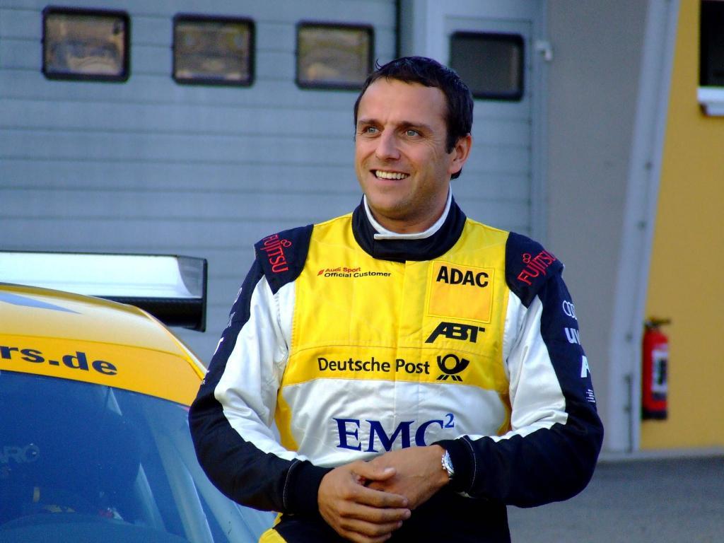 Norisring 2010: Christian Abt startet im Scirocco R-Cup