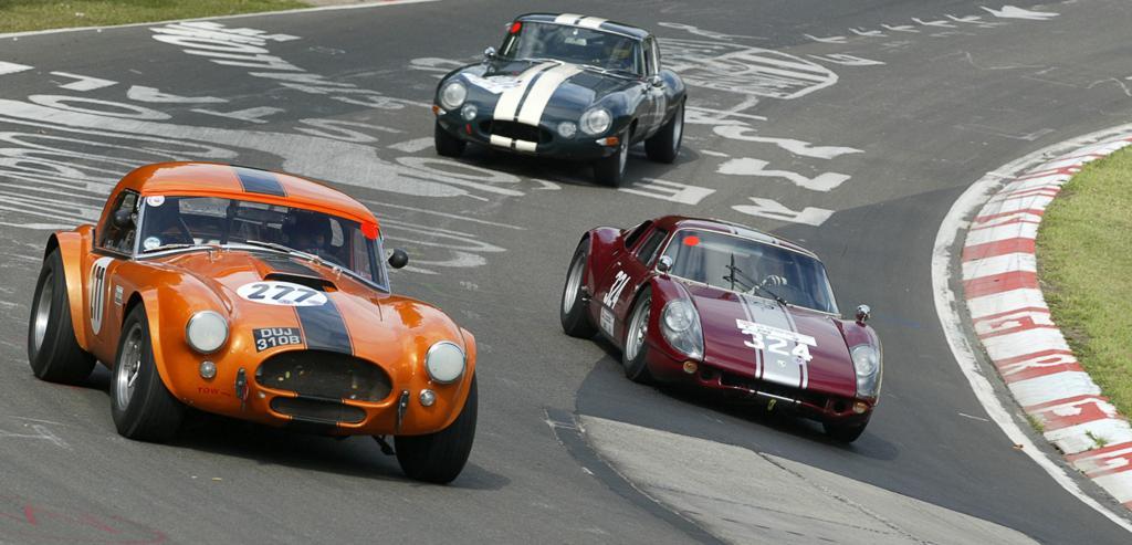 Oldtimer-Grand-Prix: Oldies but Goldies