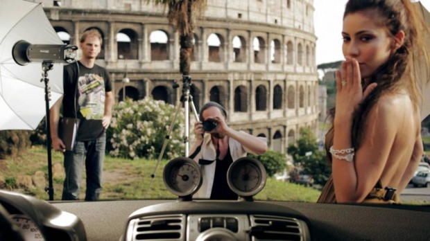 Online-Entertainment: Wenn smart-Fahrer Filmemacher werden