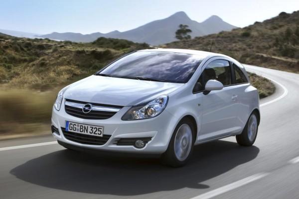 Opel Corsa: Handbremse muss kontrolliert werden