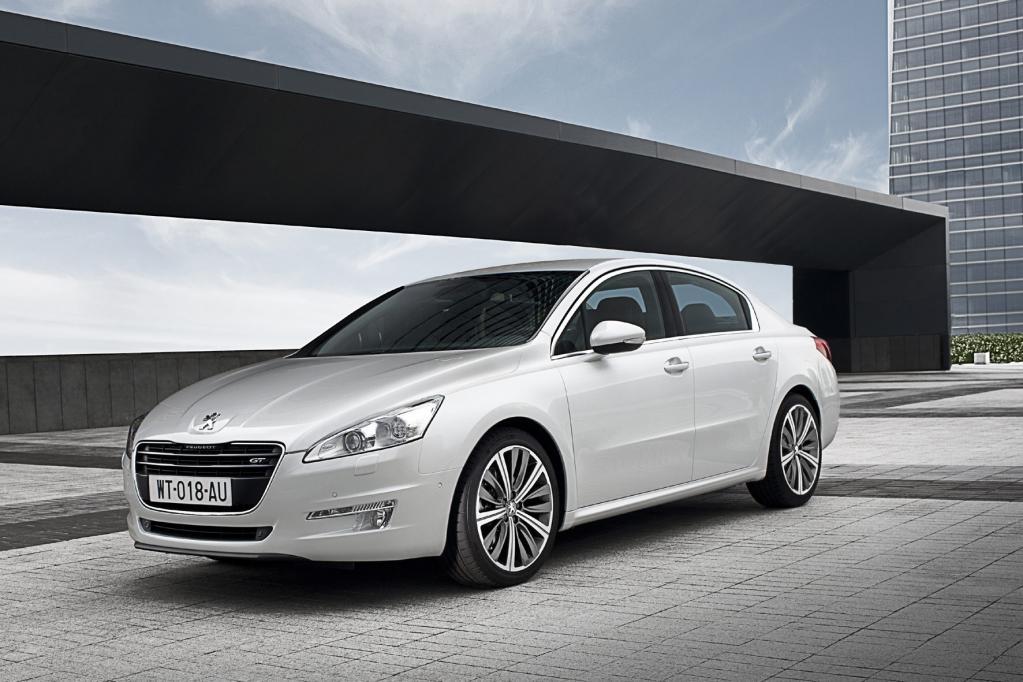 Peugeot 508: Zwischen den Klassen