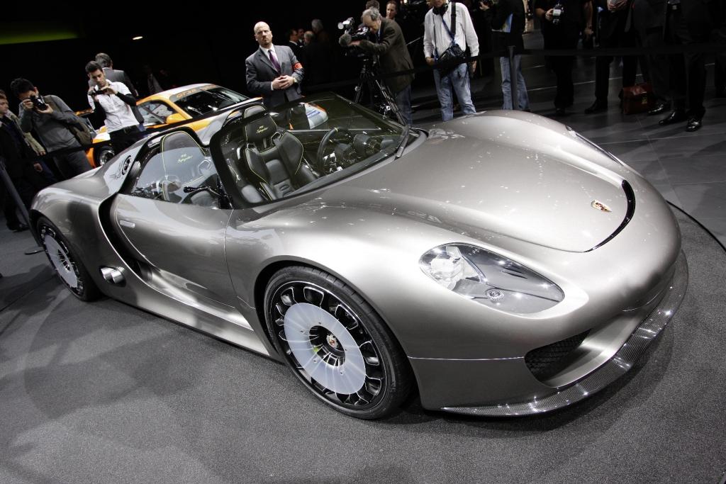 Porsche-Aufsichtsrat beschließt Produktion des 918 Spyder