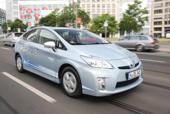 Prius-Absatz in zwei Jahren verdoppelt