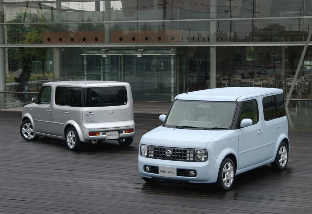 Rückruf für Nissan Cube