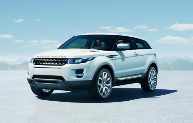 Range Rover Evoque kommt im Sommer 2011