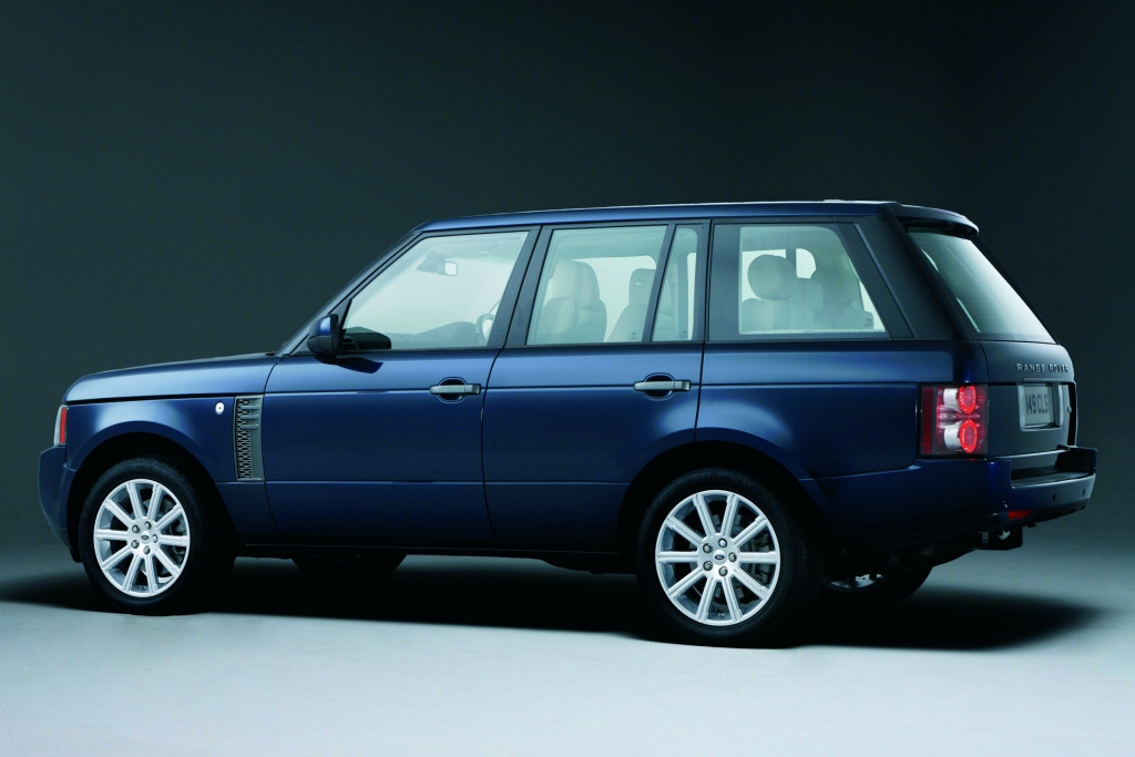 Range Rover TDV8: Aufgedieselt ins Modelljahr 2011