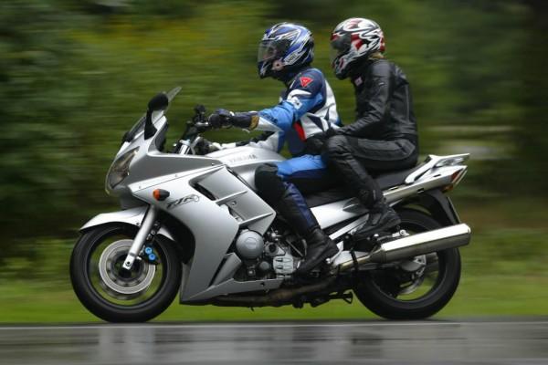 Ratgeber Motorrad: Auf die Haltung kommt es an