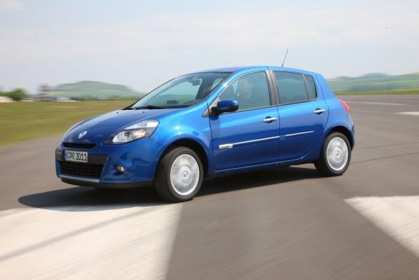 Renault Clio Expression: Auf Enthaltsamkeit getrimmt