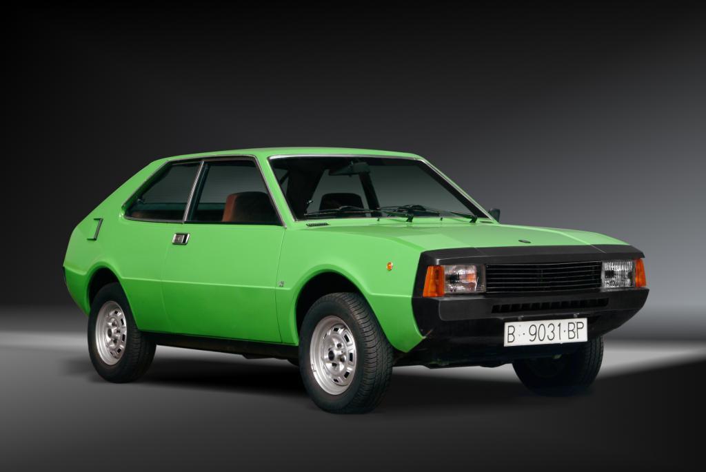 SEAT 1200 Sport ''Bocanegra'' bei der Hamburg-Berlin Klassik