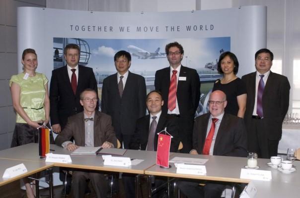 Schaeffler vertieft Zusammenarbeit mit chinesischer Universität