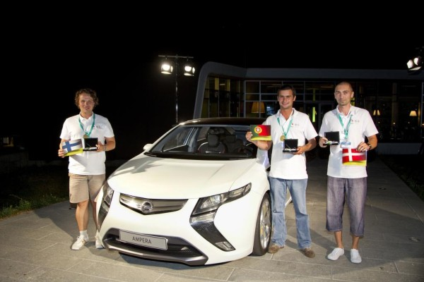 Sieger der Opel Ecoflex Experience steht fest