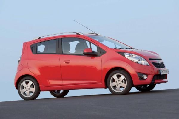 Sonderaktion: Aufpreisfreie Ausstattung für Chevrolet Spark