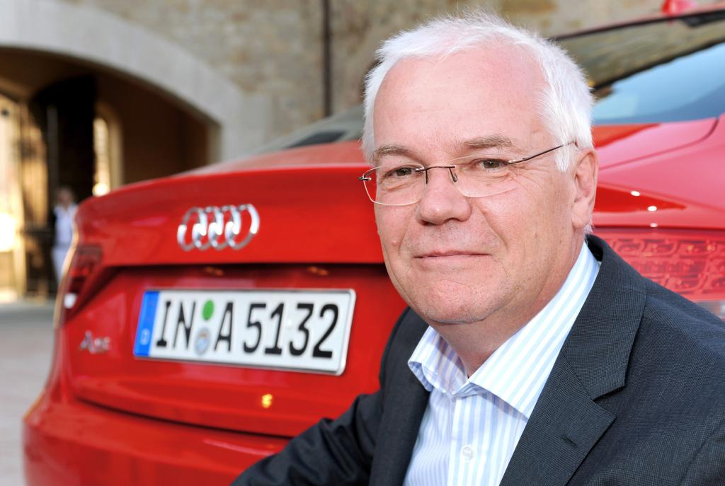 Staatssekretär Bomba: Audi ist Pionier der Elektromobilität