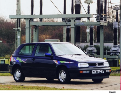 VW startet mit Elektroautos bei der Silvretta Classic Rallye