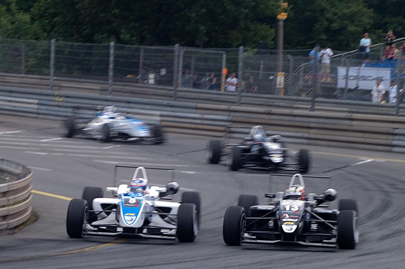 Valtteri Bottas feiert ersten Sieg in der Formel 3 Euro Serie