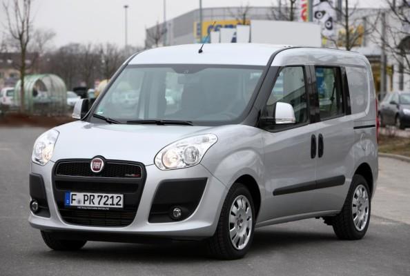 Verlängerter Radstand für den Fiat Doblò Cargo Kombi