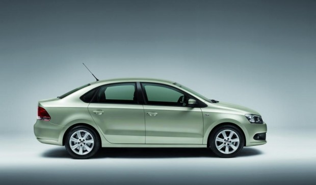 Volkswagen präsentiert neuen Vento in Indien