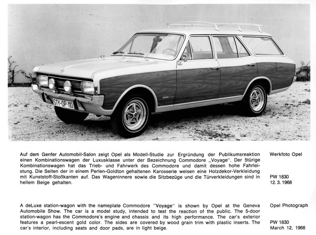 Vom Caravan zum Sports Tourer: Kompaktklasse-Kombis von Opel