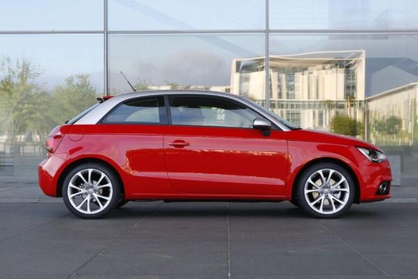 Vorstellung Audi A1: Premium-Start in der Kleinwagenklasse