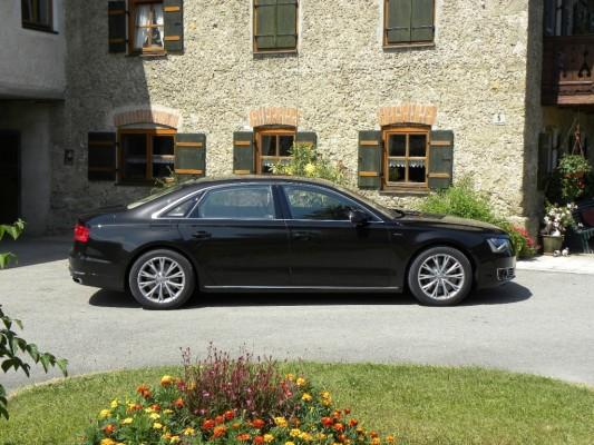 Vorstellung Audi A8 L: Automobile Souveränität mit neuem Namen