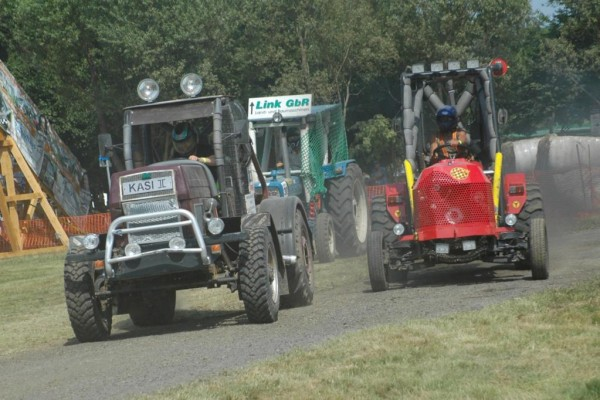 Vulkan trophy 2010: Die Formel 1 der Bauern
