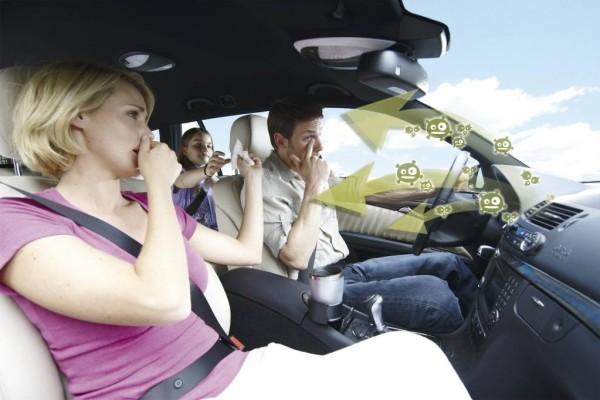 Was tun bei üblen Gerüchen im Auto?