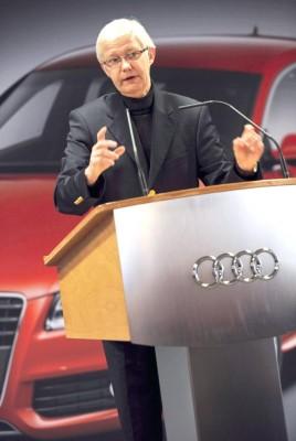Werner Widuckel verlässt Audi-Vorstand