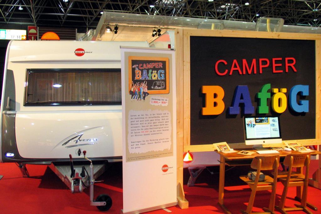 ''Bafög'' für Wohnwagen-Käufer