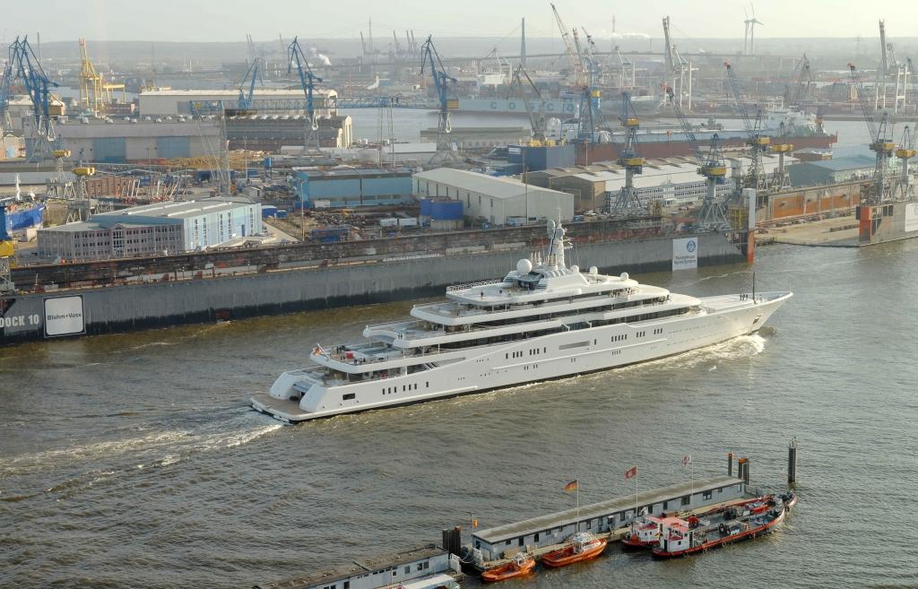 """""""Boot-Exklusiv"""" zeigt die 200 größten Motoryachten der Welt"""