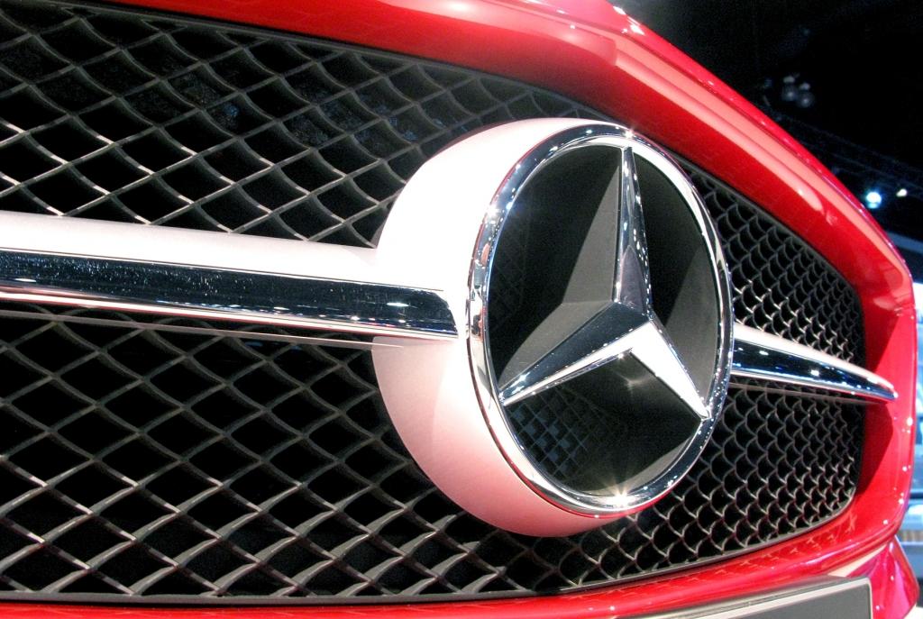 ''Dein Name für Deutschland'' fährt Mercedes-Benz