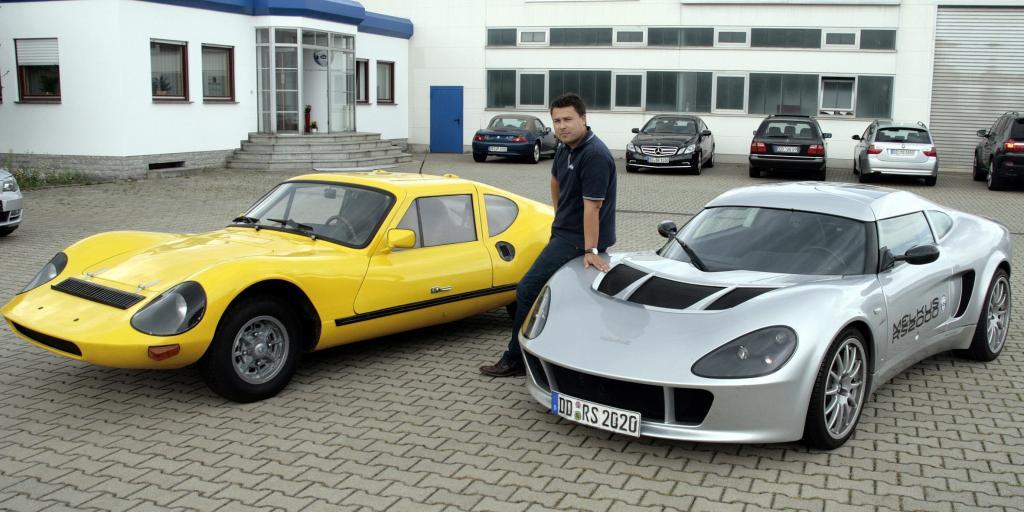 """""""Was soll daran beleidigend sein, mit Ferrari verglichen zu werden?"""