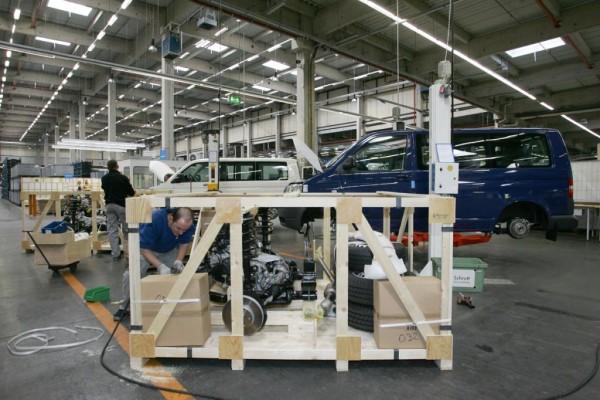 1000 Besucher im Logistikzentrum der Auto-Vision