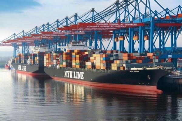 2008 waren 8,4 Prozent aller Transportgüter Gefahrgüter