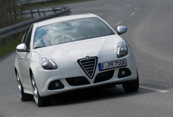 Alfa Romeo Giulietta ab September als Fahrschulwagen