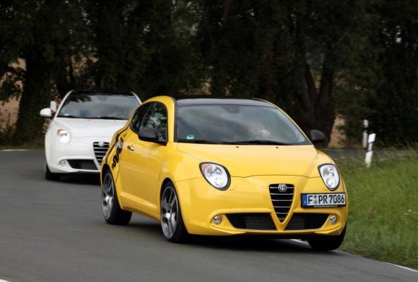 Alfa Romeo bringt Doppelkupplungsgetriebe für Mito