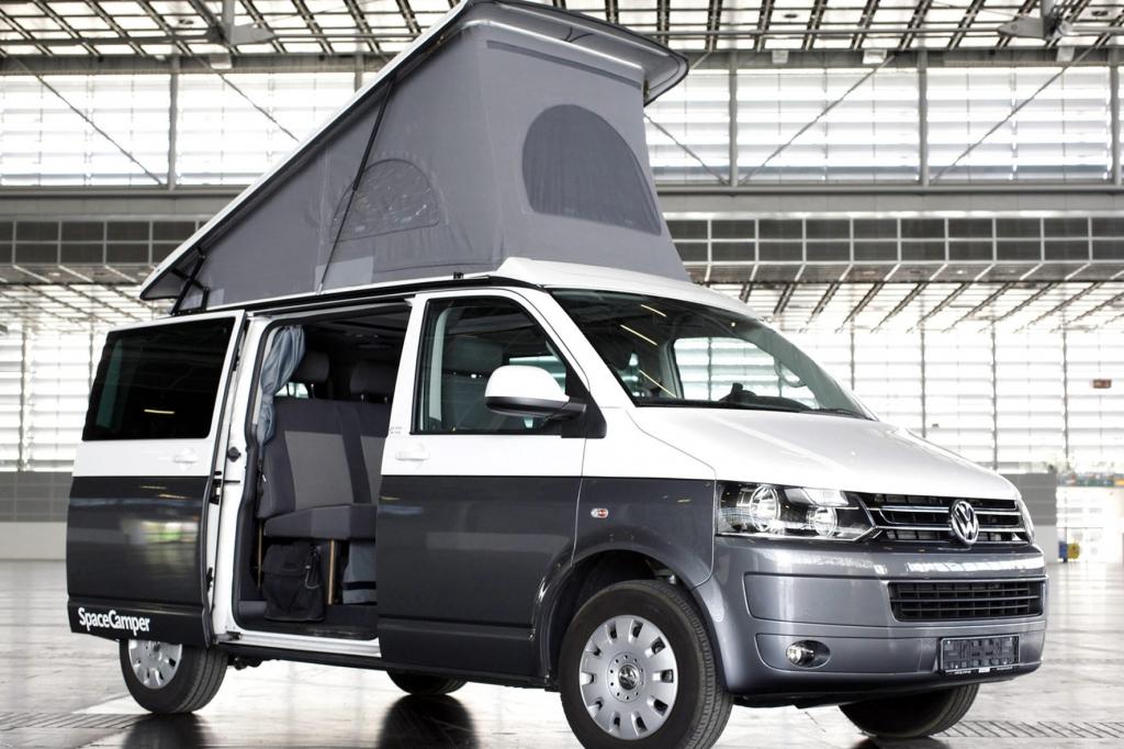 Alltagstauglich und auch für die Reise geeignet ist der Space Camper.