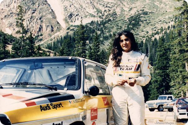 Am Anfang ihrer Karriere, Bild von: forum-auto.com