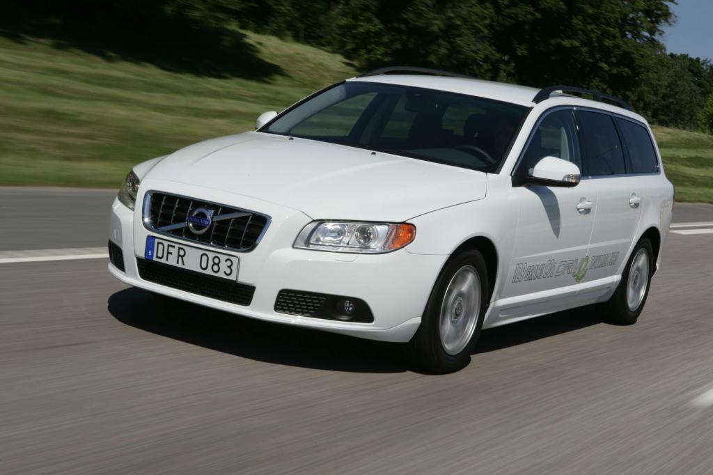 Angeboten wird der Spurwechselhelfer unter anderem für den Volvo V70.