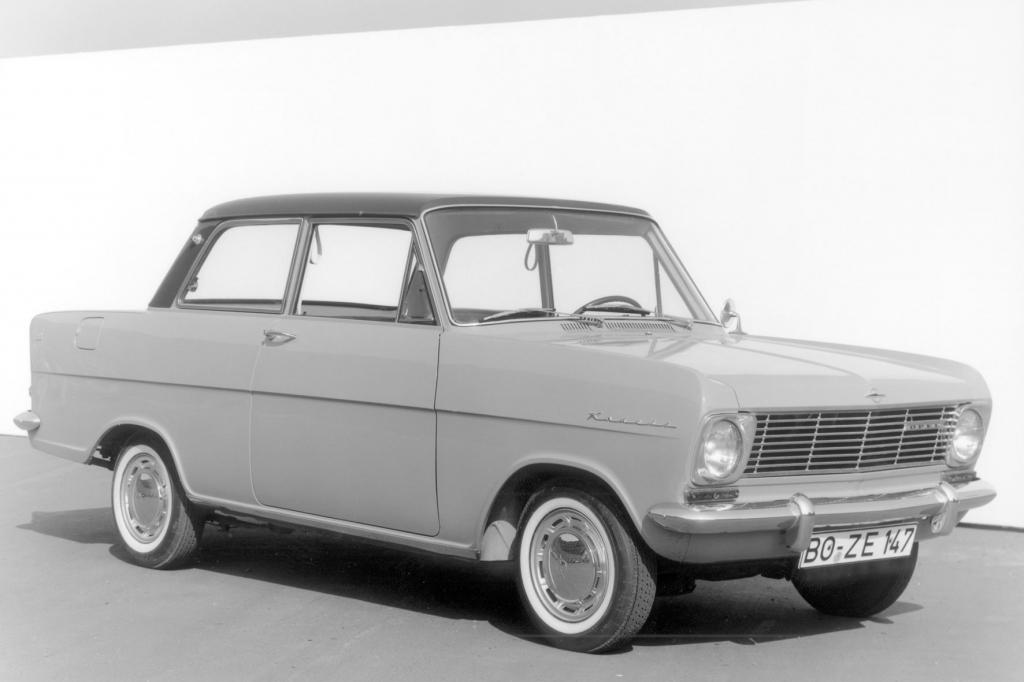 Auch Opel hat mit dem Kadett einen Klassiker in der Top Ten.